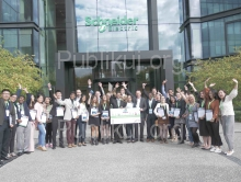 Schneider Electric Go Green in The City Warszawa