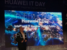 Huawei IT Day: macierze all-flash zdominują rynek