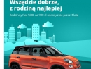 Nowy Fiat 500L w ofercie Credit Agricole